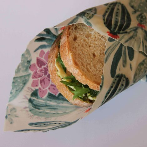 DIY sandwich wrap