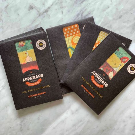 Premium Beeswax Wraps Multi Pack