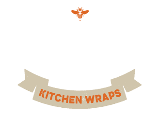 Reusable Beeswax Kitchen Wrap – Free Shipping World Wide