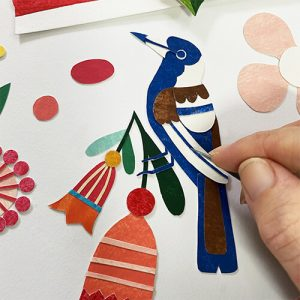 apiwraps-beeswax-wraps-andrea-smith-illustration-wiork-in-progress
